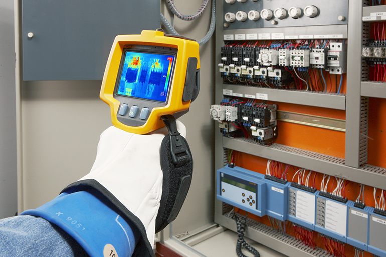 Specialized Mechanical Services - Thermal Imaging