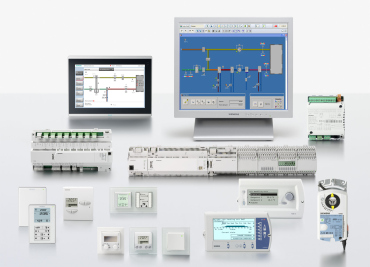 Building Automation & HVAC Controls - Siemens Digital Controls Hardware