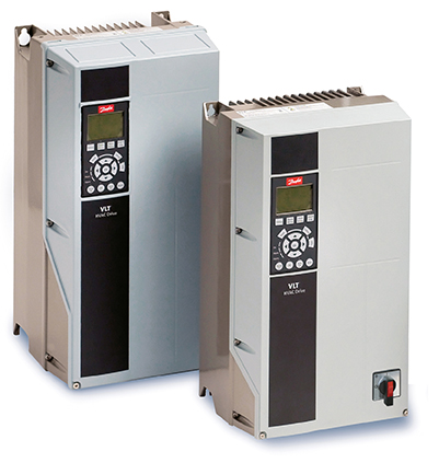 Danfoss Variable Frequency Drives - VFDs