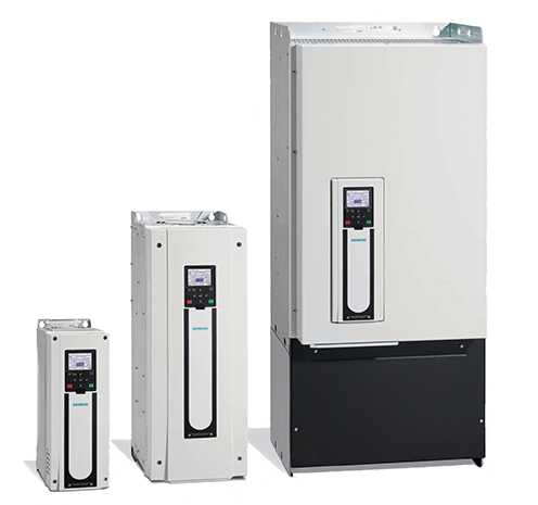 Siemens Variable Frequency Drives - VFDs