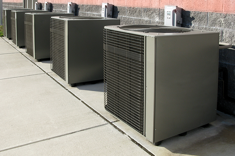 Commercial HVAC Installation - Condensers - Condensing Units for Split Systems