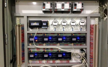 Building Automation & HVAC Controls - Custom UL508A Control Panel
