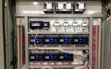 Building Automation & HVAC Controls - Custom UL508A Control Panel