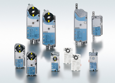 Building Automation & HVAC Controls - Damper Actuators