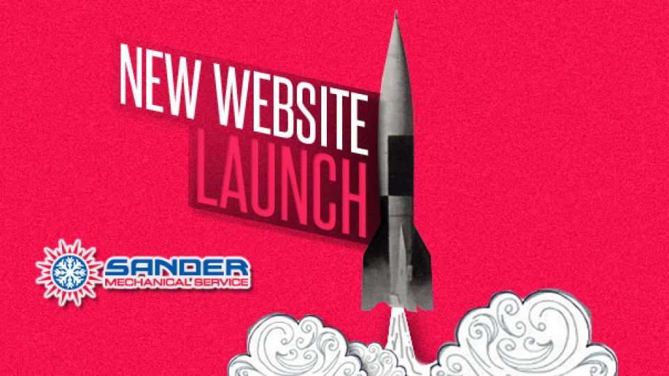 Sander Mechanical Announces New Website Launch