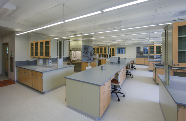 Laboratory Casework & Furniture