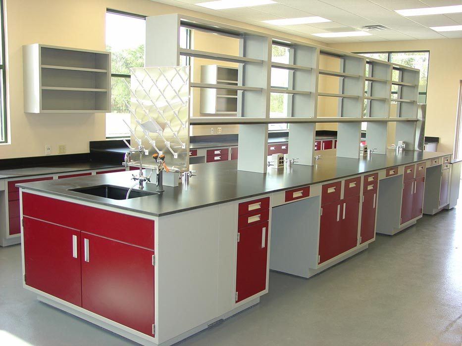 Laboratory Casework Amp Furniture Sander Mechanical Service