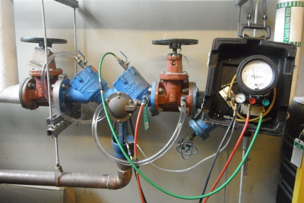 Backflow Preventer Testing