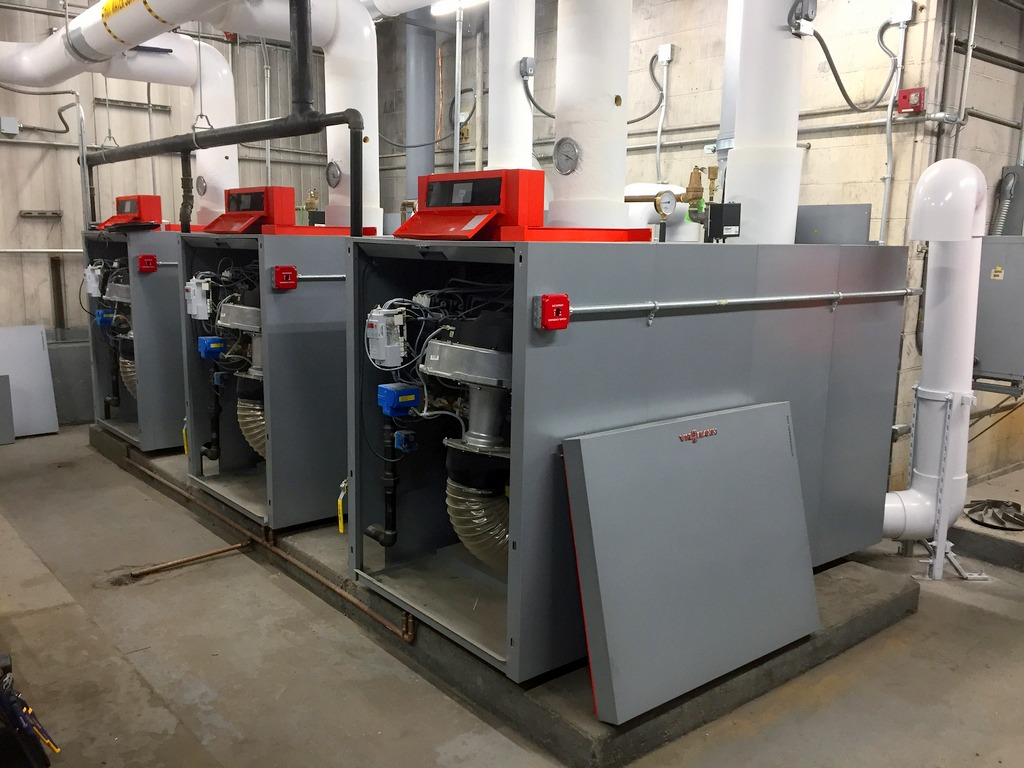 Vitocrossal CM2 High-Mass Boilers