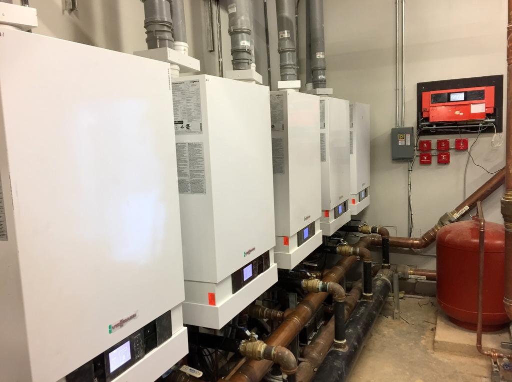 Vitodens 200-W B2HA Modular-Boilers