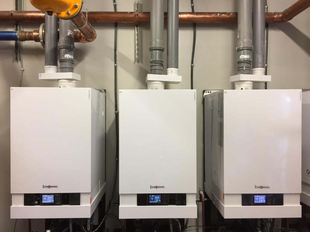 Vitodens 200-W B2HB Modular-Boilers