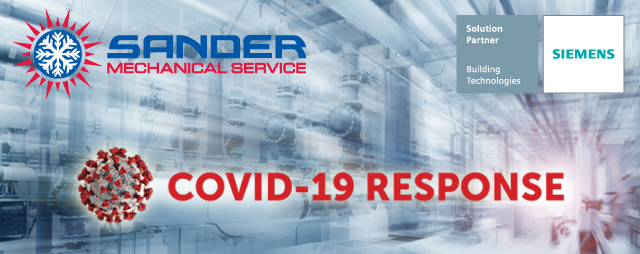 Sander Mechanical - COVID-19 Response